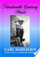 Nineteenth Century Music