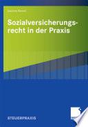 Sozialversicherungsrecht in der Praxis