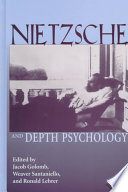 Nietzsche and Depth Psychology This Book Sheds New Light On The Relation
