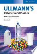 Ullmann s Polymers and Plastics  4 Volume Set