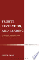 Trinity  Revelation  and Reading
