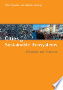 Cities as Sustainable Ecosystems