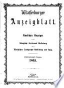 Wasserburger Anzeigblatt