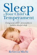 Sleep and Your Child s Temperament