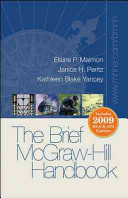 The Brief McGraw Hill Handbook with MLA   APA Updates