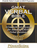 GMAT Verbal Bible