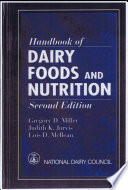 Handbook Of Dairy Foods And Nutrition Second Edition book