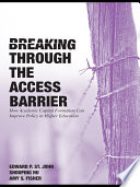Breaking Through the Access Barrier