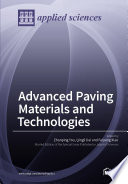 Advanced Asphalt Materials and Paving Technologies