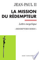 illustration La mission du Rédempteur