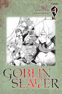 Goblin Slayer  Chapter 4  manga