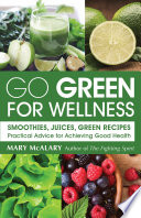Go Green for Wellness  Smoothies  Juices  Green Recipes