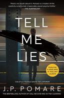 Tell Me Lies Book PDF