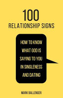 100 Relationship Signs : spouse or is he telling...