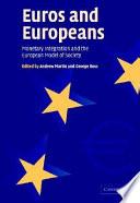 Euros And Europeans