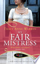 My Fair Mistress  A Rouge Regency Romance