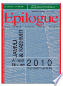 Epilogue, Vol 4, Issue 12