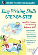 Easy Writing Skills Step by Step