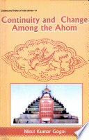 Continuity And Change Among The Ahom