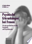 Psychische Erkrankungen bei Frauen
