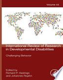 Challenging Behavior book
