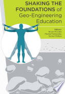 Shaking the Foundations of Geo engineering Education
