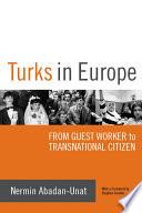 Turks in Europe