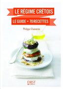 Petit Livre de - Régime crétois : le guide + 70 recettes