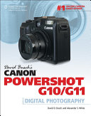 David Busch's Canon Powershot G10/G11 Is Perfect For Those New To