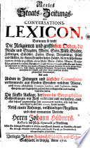 Reales Staats-Zeitungs- und Conversations-Lexicon