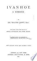 Waverley Novels  Ivanhoe Book PDF