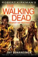 download ebook robert kirkman\'s the walking dead: search and destroy pdf epub