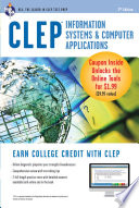 CLEP Information Systems   Computer Applications w Online Practice Exams
