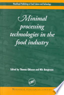 Minimal Processing Technologies in the Food Industry