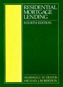 Residential Mortgage Lending