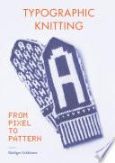 Typographic Knitting