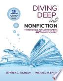 Diving Deep Into Nonfiction  Grades 6 12