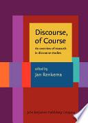 Discourse  of Course