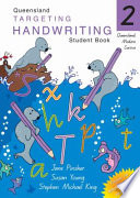 Targeting Handwriting Qld Year 2 Student Book