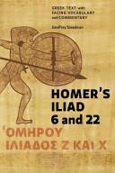 Homer s Iliad 6 And 22