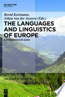 The Languages and Linguistics of Europe