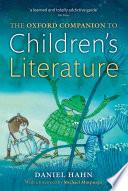 The Oxford Companion To Children S Literature book