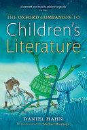 The Oxford Companion to Children's Literature Book