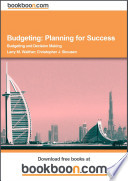 Budgeting Planning For Success