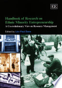 Handbook of Research on Ethnic Minority Entrepreneurship