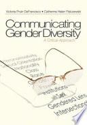 Communicating Gender Diversity