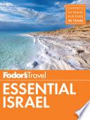 Fodor s Essential Israel