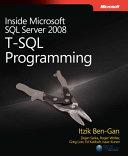 Inside Microsoft Sql Server 2008 book