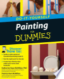 Painting Do It Yourself For Dummies