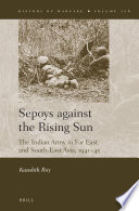 download ebook sepoys against the rising sun pdf epub